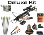 Armex Scorpion Camo Crossbow Deluxe Package WORTH £222.94